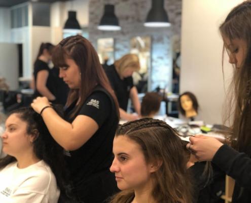 academia peluquería