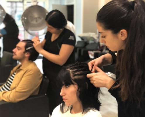 tecnico peluqueria semipresencial